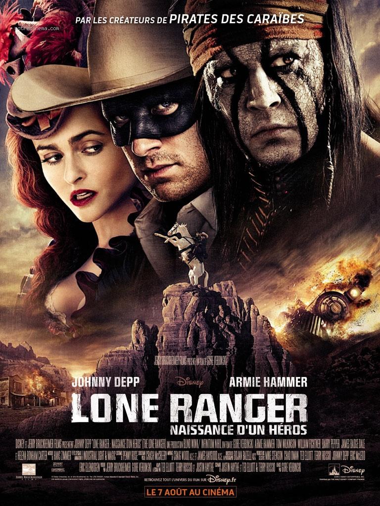 Lone Ranger, Naissance dun héros streaming vf