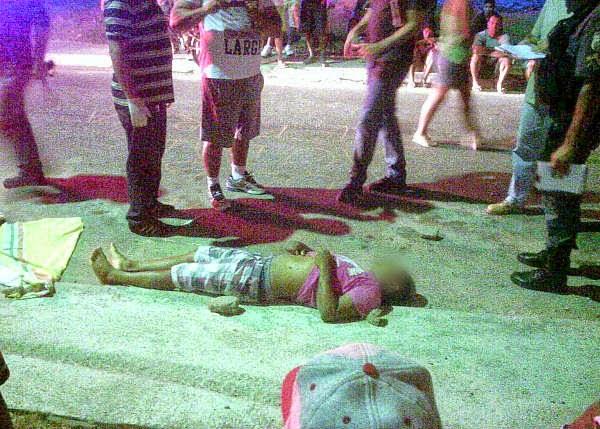 Em Cabo Frio homem é morto a tiros nesta 4ª Feira