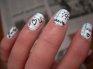 nails nail Alguns dos melhores Desenhos de Unhas