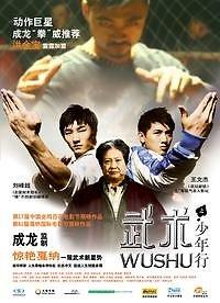 Võ Thuật Chi Thiếu Niên - Wushu