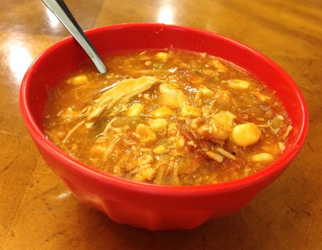 Another Chicken Tortilla Soup