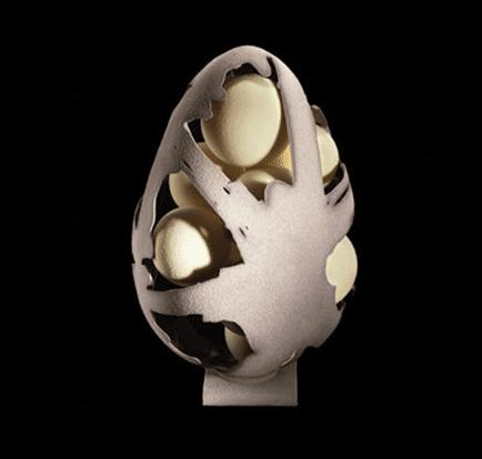 Huevos de pascua Oriol Balaguer 2000