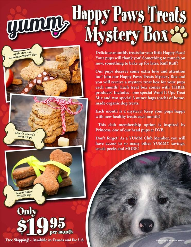 7 Reasons To Sign Up For The Happy Paws Mystery Treat Box