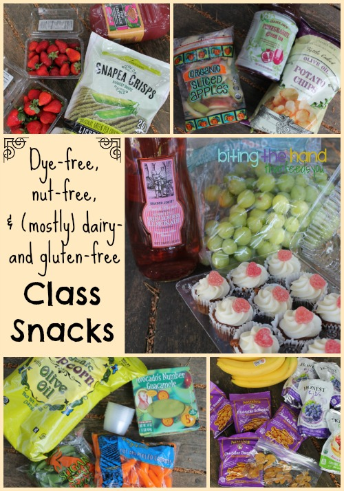 Classroom Snack Ideas Kindergarten ~ Biting the hand that feeds you my final week as