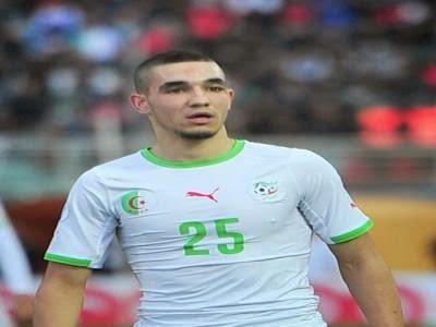 اللاعب الجزائري الجديد نبيل بن طالب nabil bentaleb tottenham