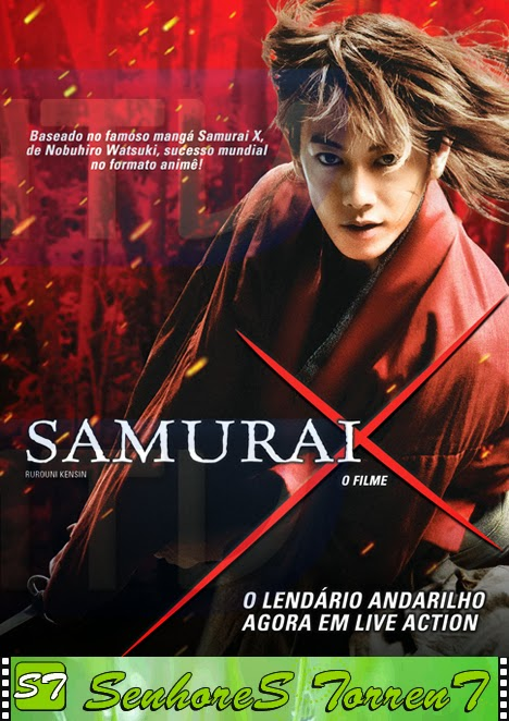 Download Samurai X – O Filme TorrenT DVDRip XviD Dual Audio