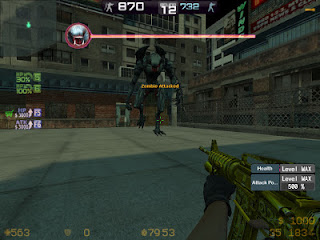 Screenshot CS Extrime