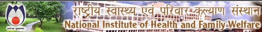National Institute of Health & Family Welfare