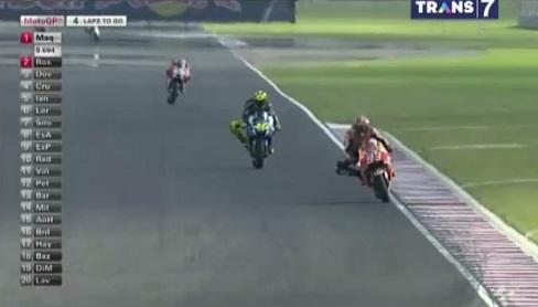 Hasil Moto GP Hari INI