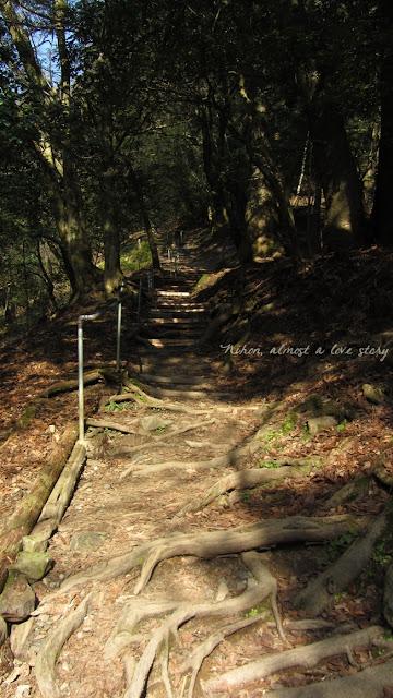 Kurama hike