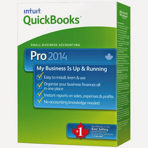 QuickBooks Pro 2014 Image