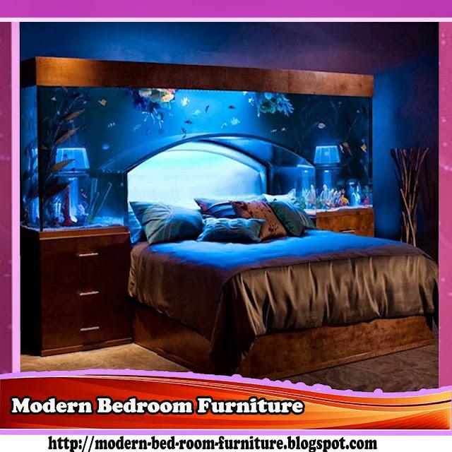 Fish Tank Bedroom Furniture : fish-tank