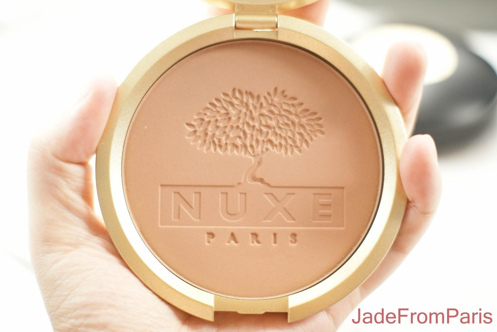 Jade from paris bonne mine 5 poudres de soleil au banc - Parfum prodigieux nuxe pas cher ...