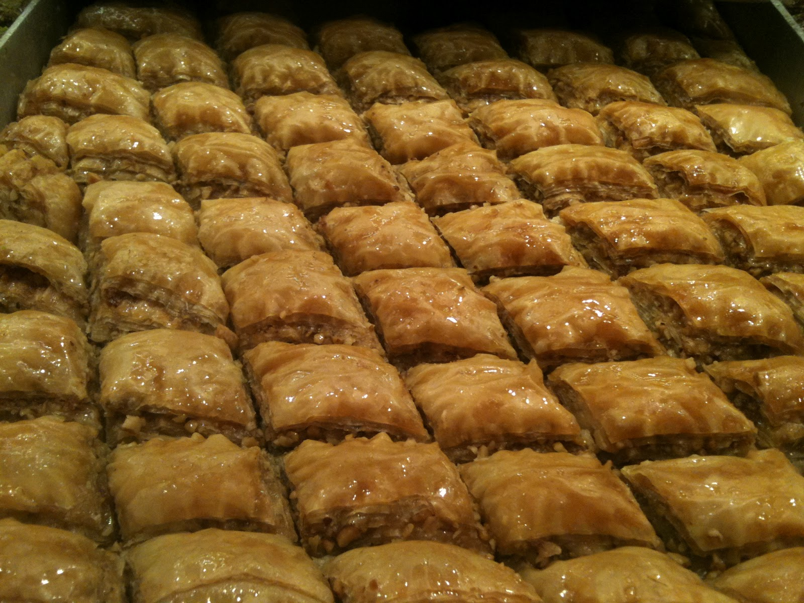 Easy Turkish Cooking: PICTURE PERFECT BAKLAVA