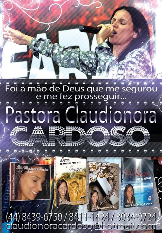 Pastora Claudionora Cardoso