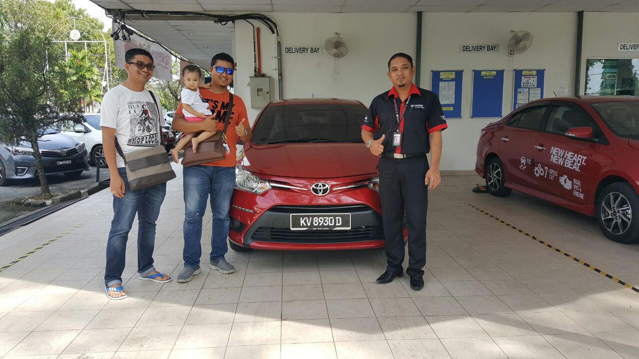 TOYOTA VIOS NEW MODEL