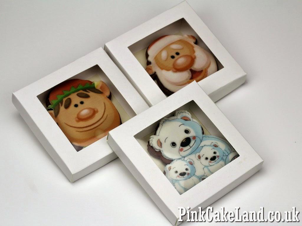 Christmas Gingerbreads, UK