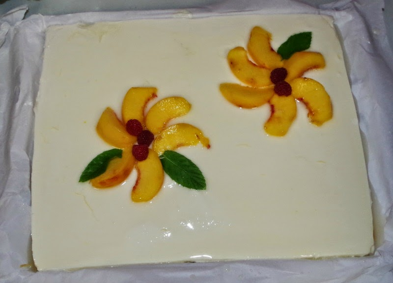 La cuisine claudine le cheesecake au citron pas le for Cuisine grande famille limoges