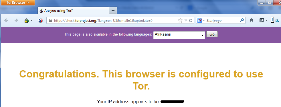 How to install Tor browser
