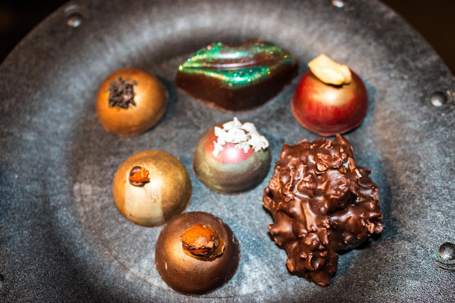 2015 Forbes Under 30 Summit Food Festival - Chef Aditi Malhotra