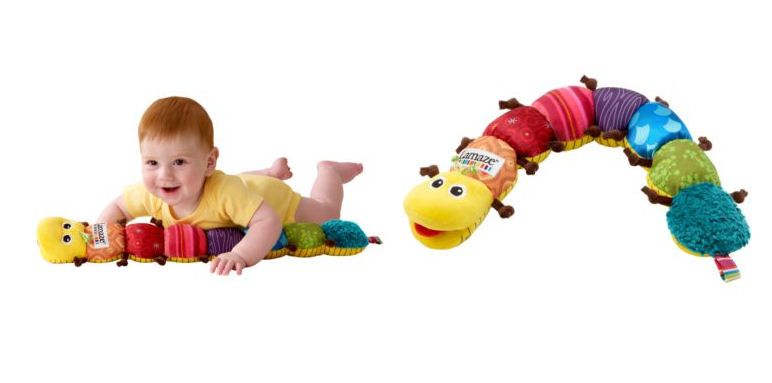 HOT ITEM!!! Lamaze Musical Inchworm