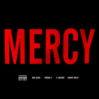 [SINGLE COVER] Mercy (G.O.O.D. Music)
