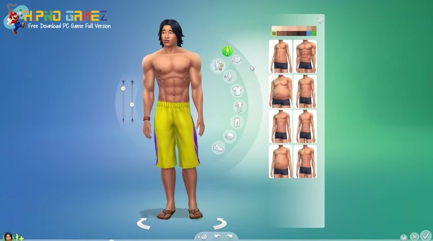 The Sim 4 Free download PC Game Compressed