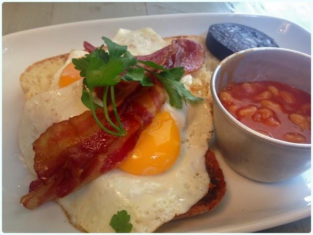 Bill's, Manchester - Breakfast