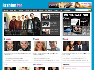 FashionPro 1.0 Magazine Theme by ThemeJunkie