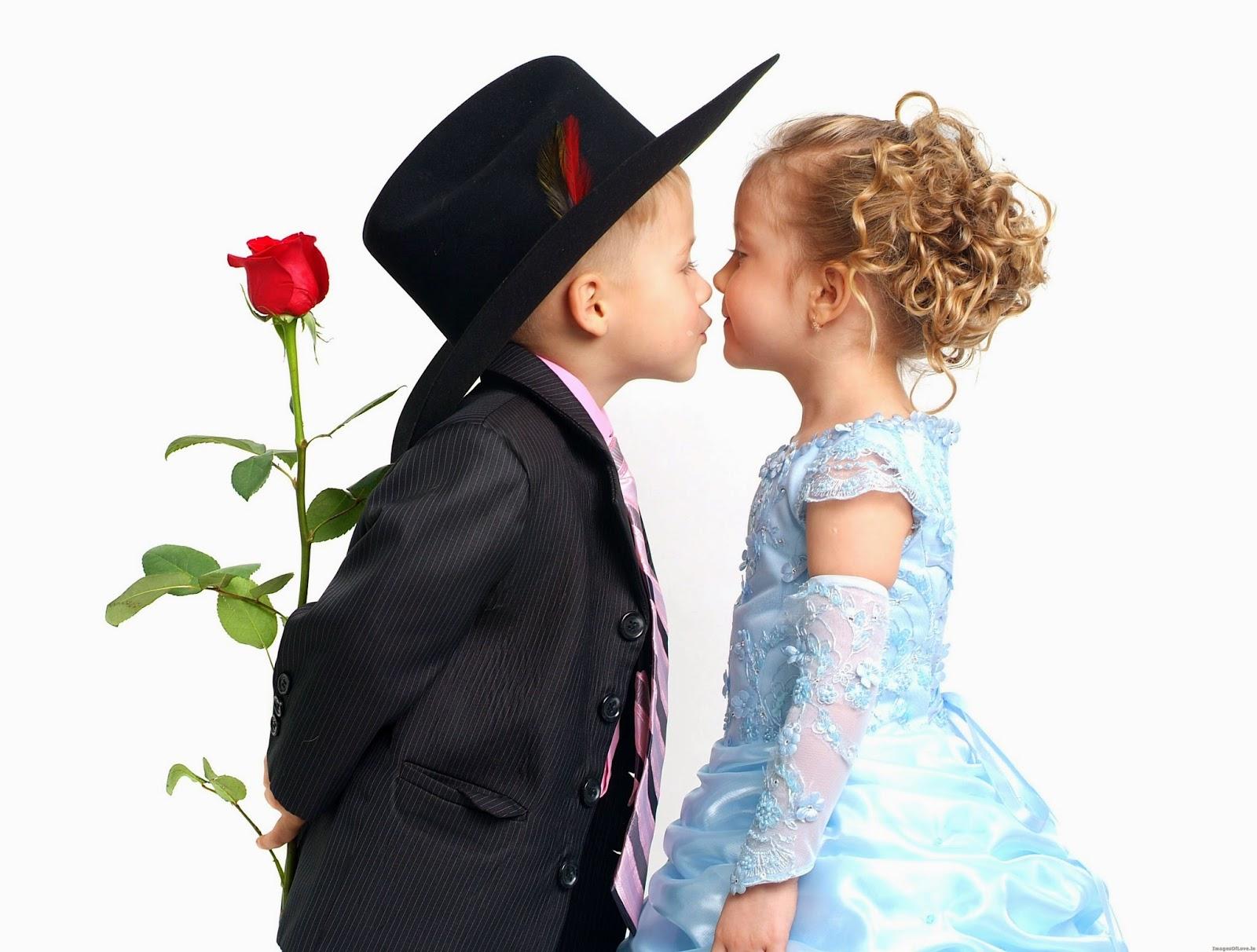 kiss rose