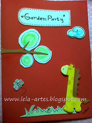 caderno escolar personalizado EVA