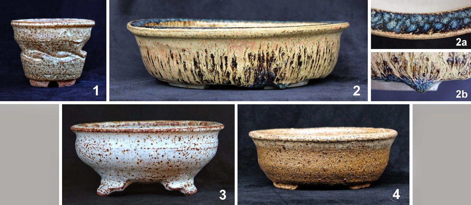 Kigawa39s Bonsai Blog This Year39s Bonsai Pots
