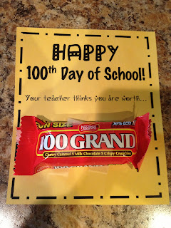 The 100th day of school is a big deal celebration in any and all classrooms. Whether you are dressing up to be 100 years old, counting gumdrops, or building a 100 cup structure, you'll absolutely love these tasty treats to enjoy during your festivities.