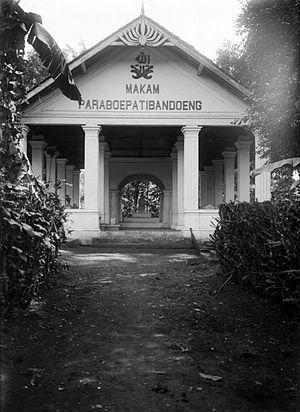 Makam Bupati Bandung