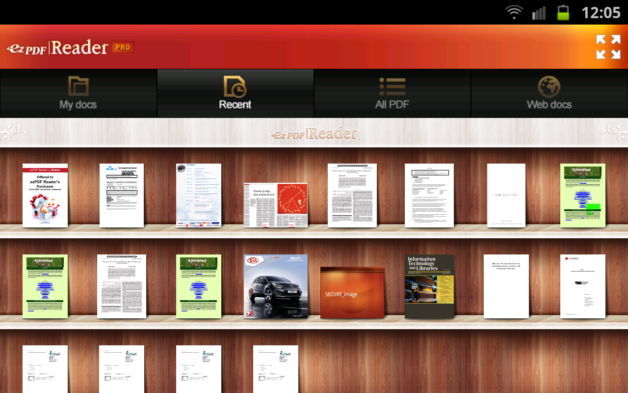 leer pdf en psp: