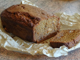 Caramel Banana Bread - Banoffee Bread