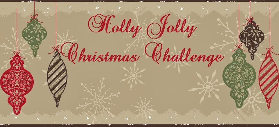 Holly Jolly Christmas DT