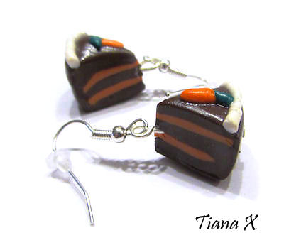 Tiana X - Helmikorut, herkkukorut, kakkukoru, Fimo-koru