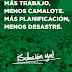 IU-Mérida lanza una campaña contra el camalote y pide más medios humanos contra esta plaga.