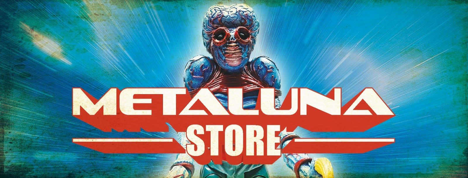Metaluna Store is back !