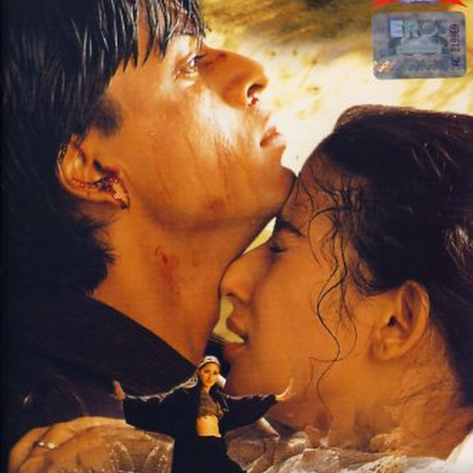 Shahrukh Khan in Satrangi Re from Dil Se (1998)