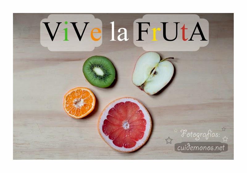 Vive la fruta