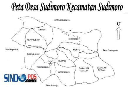 Profil Desa & Kelurahan, Desa Sudimoro Kecamatan Sudimoro Kabupaten Pacitan