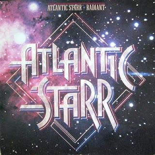 ATLANTIC STARR - RADIANT (1980)