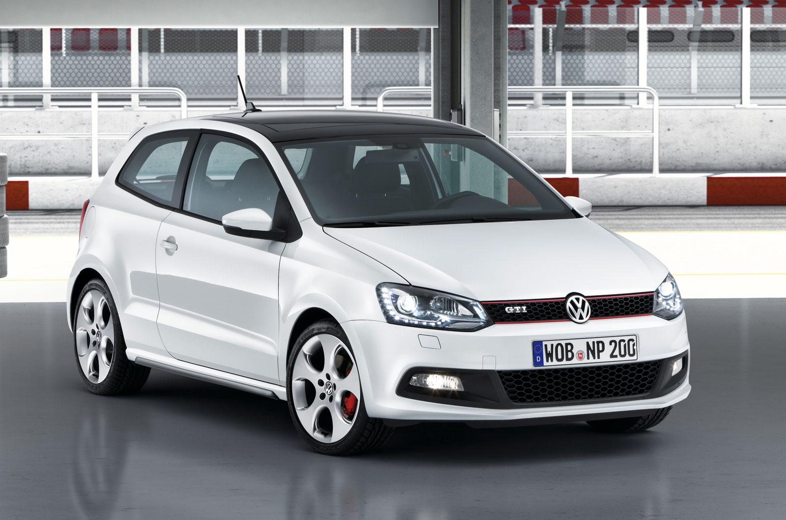 Volkswagen and Volvo Cars: volkswagen polo gti