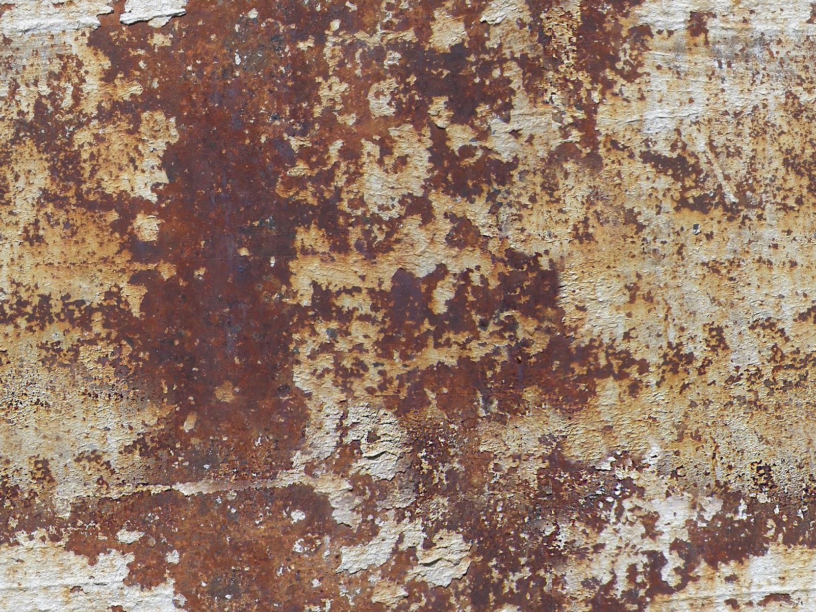Rusty Metal Texture Seamless Seamless Rust M...