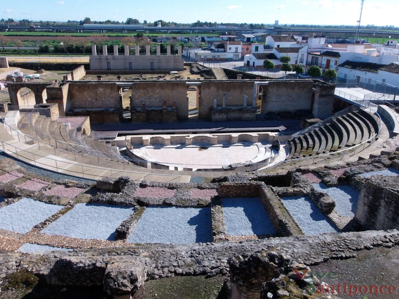 Teatro Romano de Itálica - Santiponce