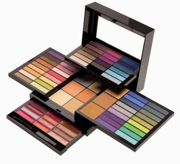 Acqua e sapone - Make up per tutte: Palette e ombretti...cosa preferite?