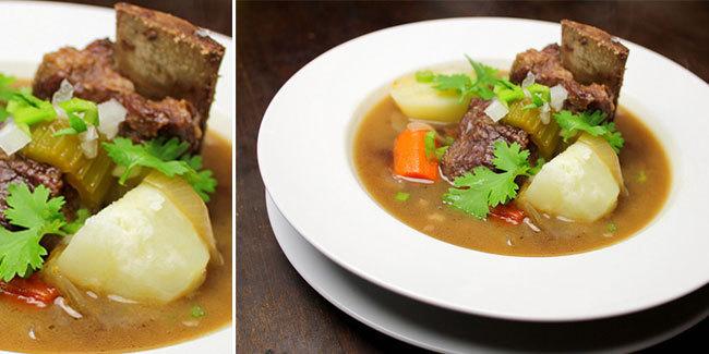 Resep Masakan Indonesia - Resep Sop Iga Sapi