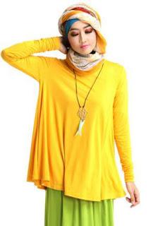 Aneka Model Baju Muslim